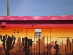 Transformateur Pessac street art