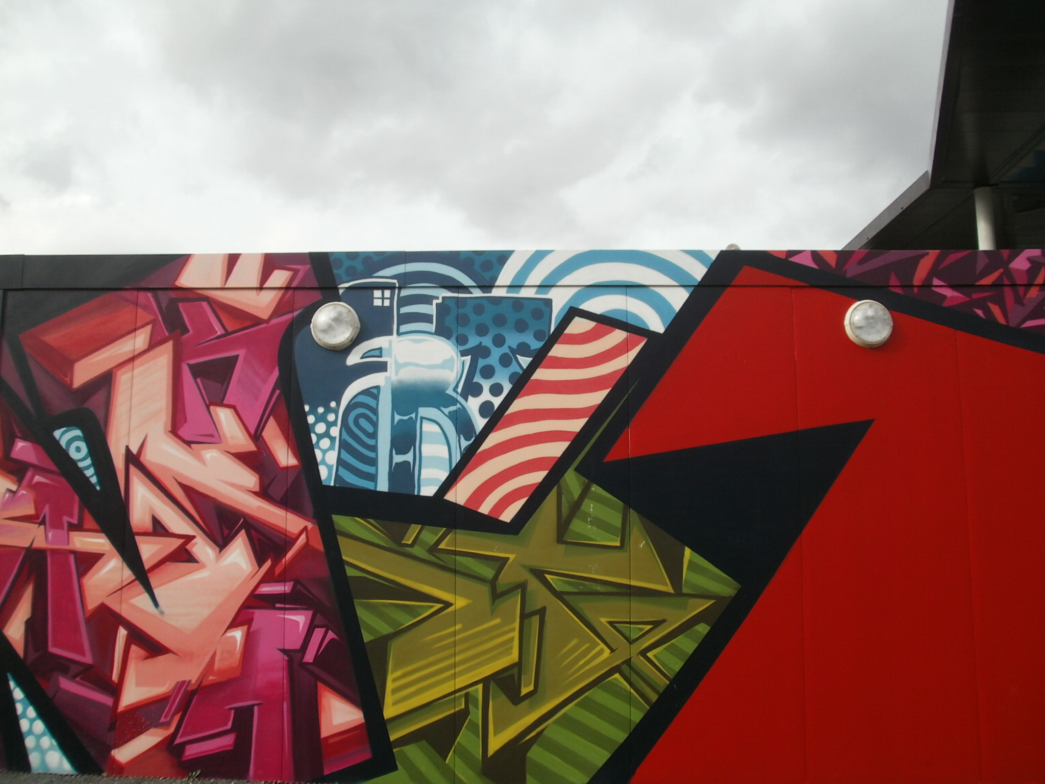 Street art campus de Pessac