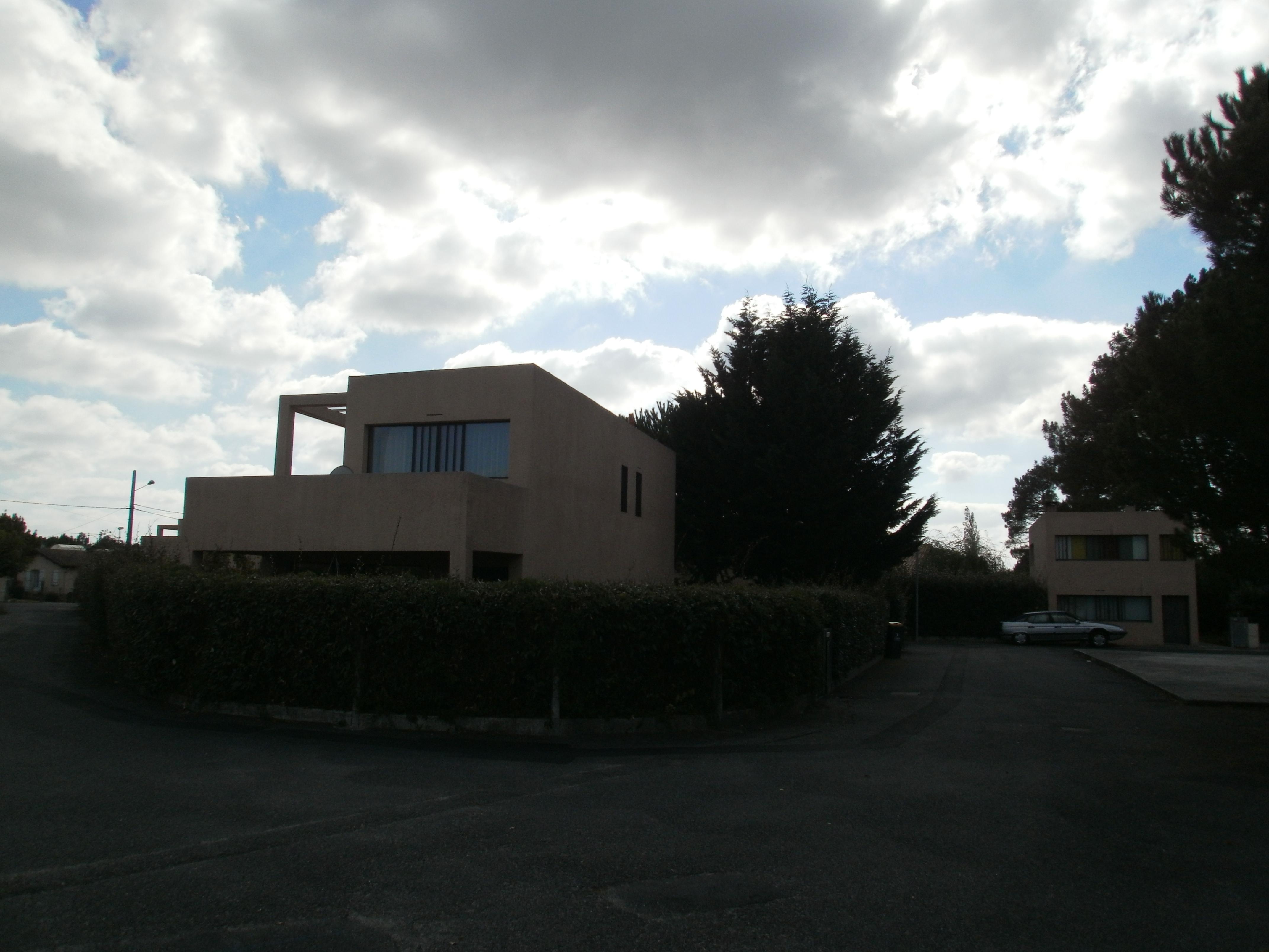 Le Corbusier Lège-Cap-Ferret