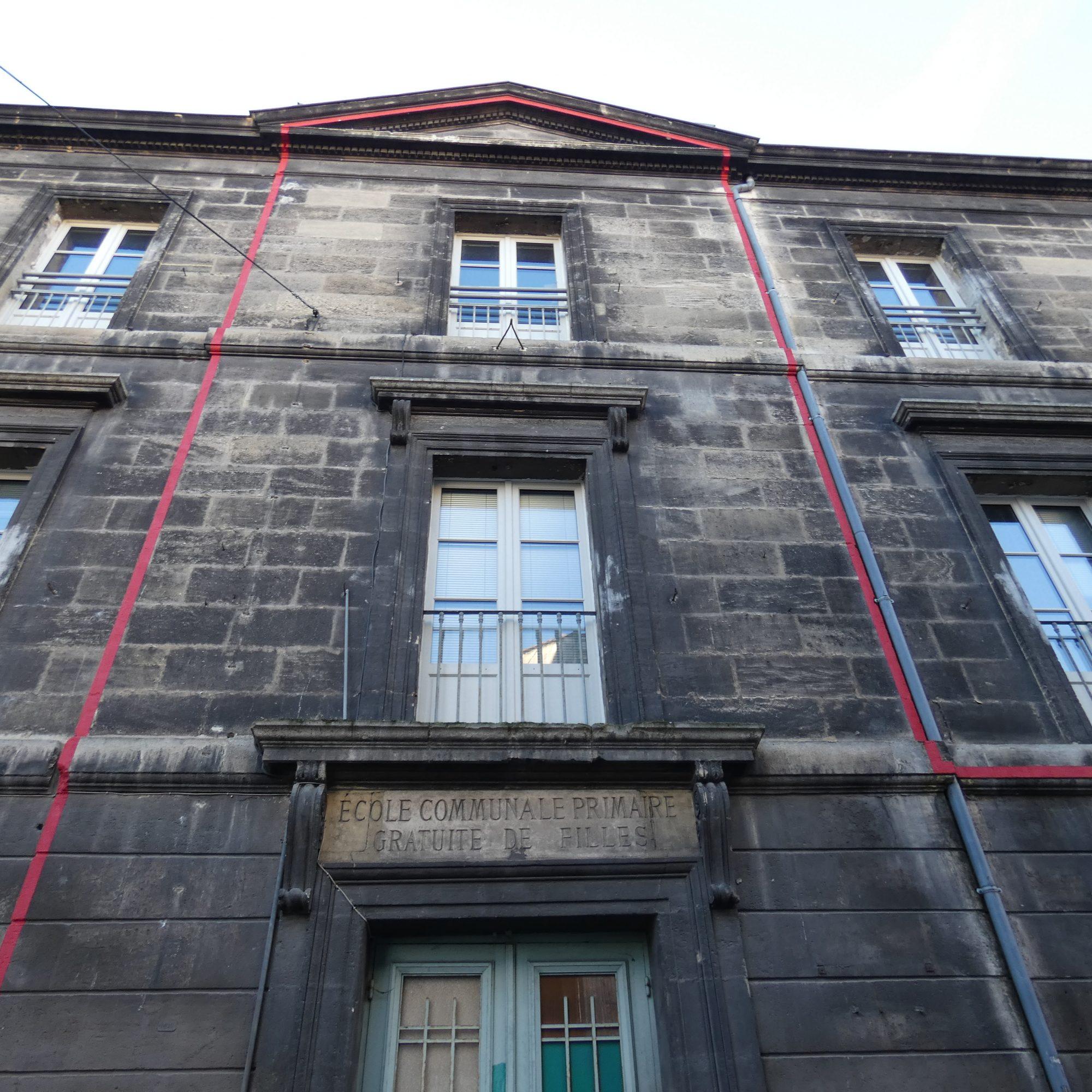Circuit fil rouge à Bordeaux