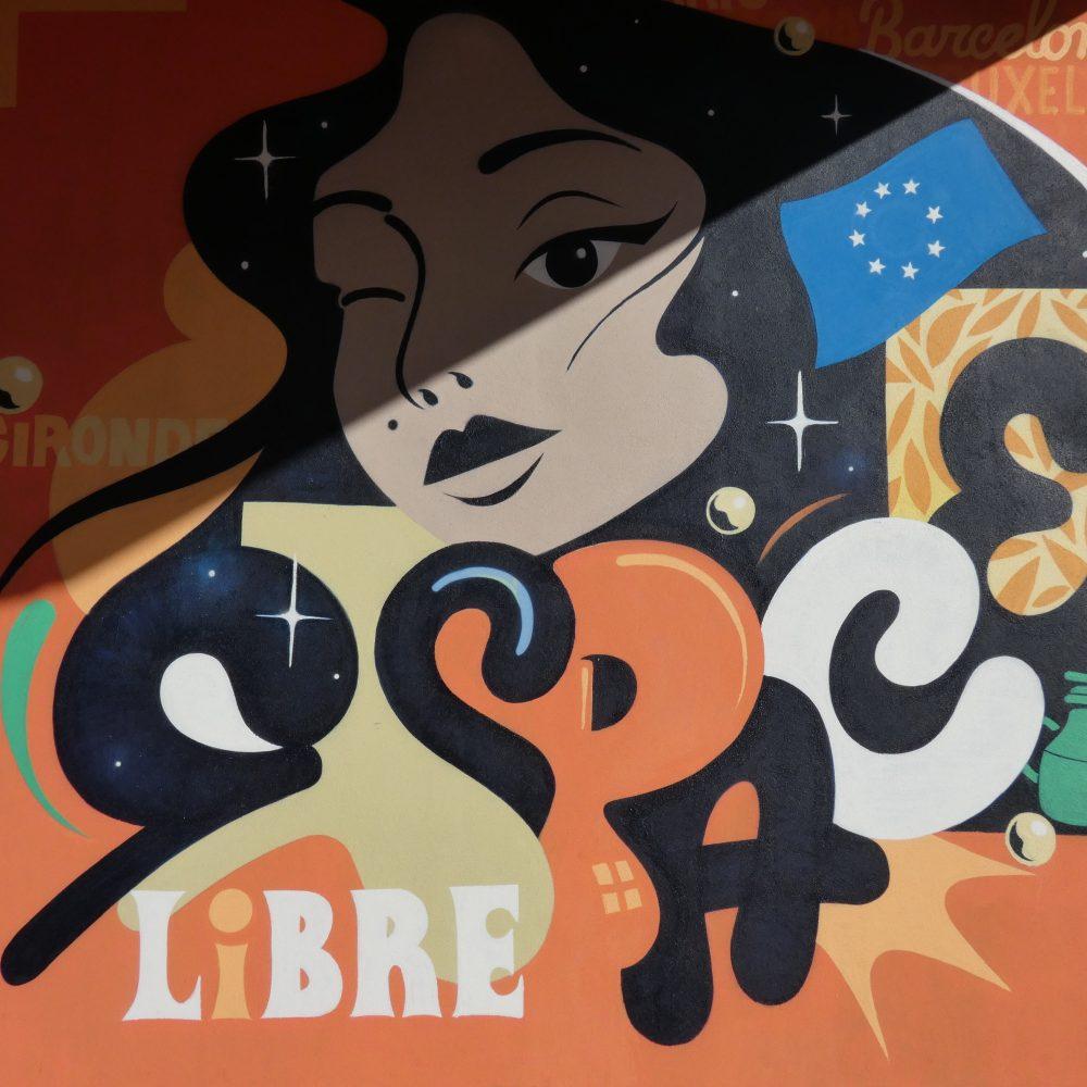 Fresque Conseil Départemental de la Gironde